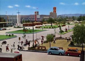 昭和30年 駅前