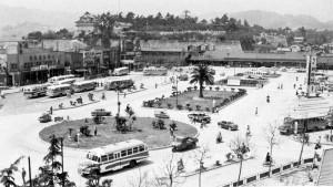 昭和36年 駅前