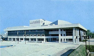 昭和41年 市民会館完成