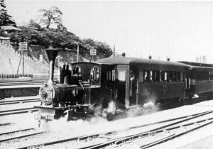 大正6年 鞆鉄道