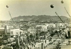昭和30年 とんど祭り